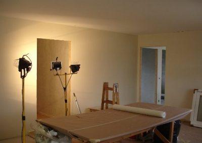 Uge 11: Færdiggørelse af malerarbejde
