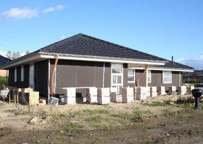 Uge 12: Udvendigt murerarbejde påbegyndes