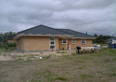 Uge 13: Udvendigt murerarbejde færdiggøres